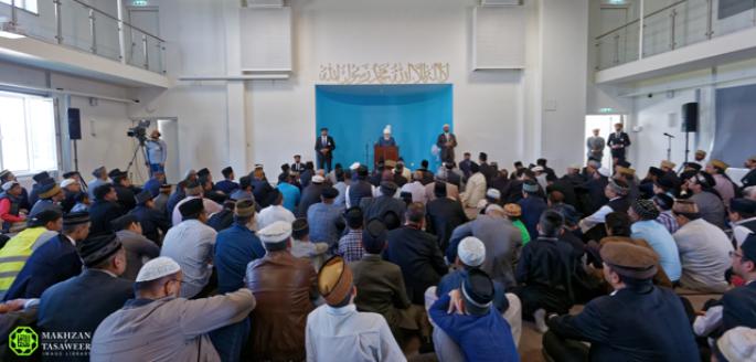 Inauguration mosquée Mahmood Suède 2016 6